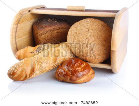 Bread In Breadbox