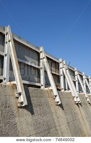 breakwater seawall