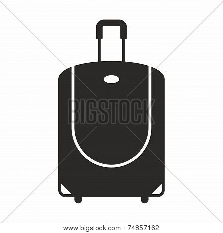 Journey bag icon