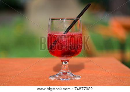 Glass Of Spritz