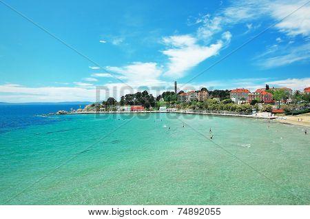 Split - Bacvice Beach - Dsc_6154