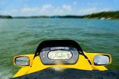 stock photo of waverunner  - Personal watercraft - JPG