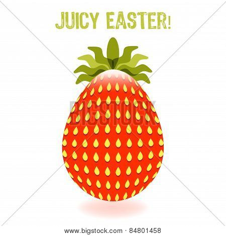 Juicy Easter Vector