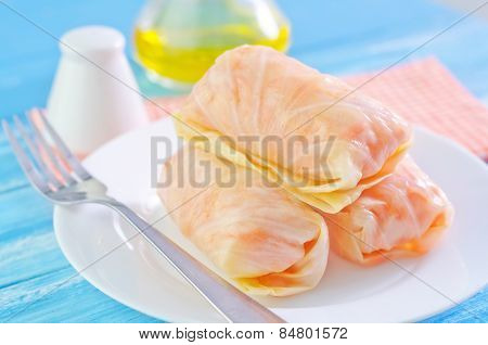 snack of pickled cabbage and carrots