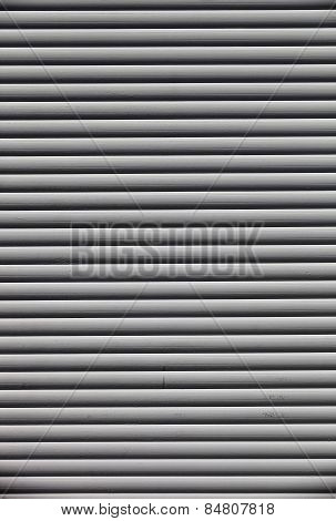 Galvanized Steel Roller Shutter Door