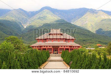 Chongshen buddhist monastery,
