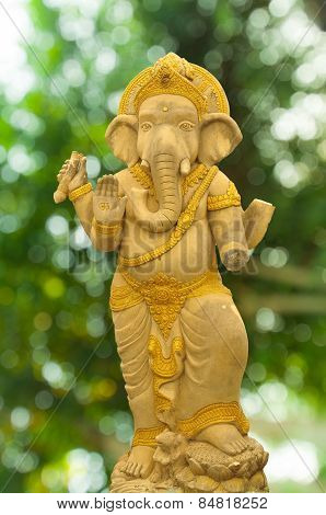 Elephant - Headed God