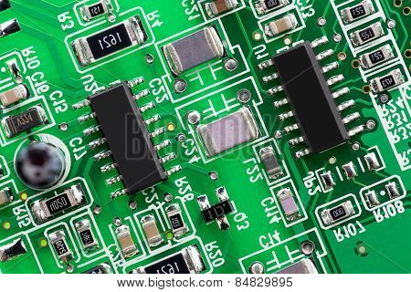 Microcircuit.