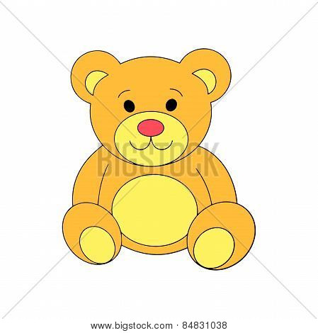 Children's toys : bear
