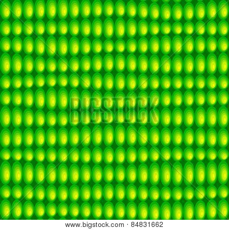 Seamless Circle Pattern As Background