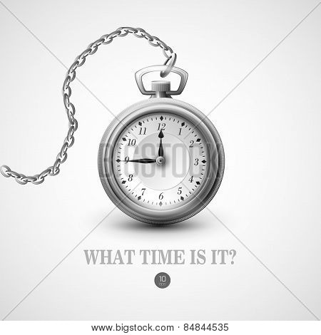 Watches. Vector illustration