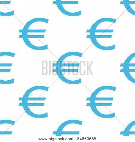 Euro seamless pattern