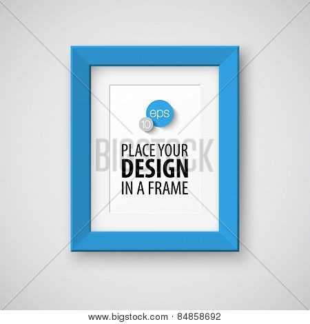 Vector Frame template