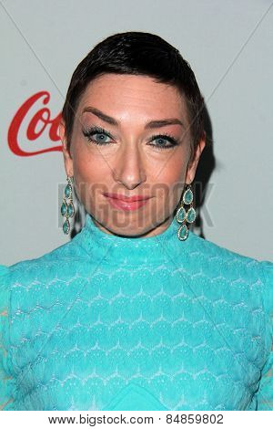 LOS ANGELES - FEB 21:  Naomi Grossman at the 3rd