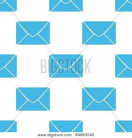 Mail seamless pattern