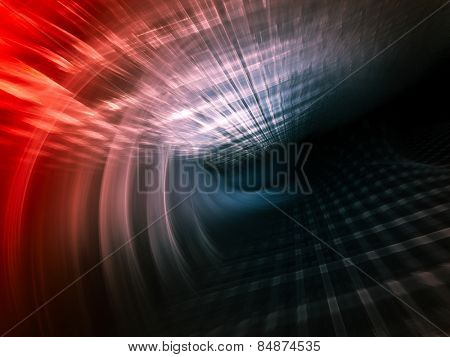 Abstract digital technology background.