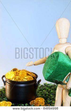 St Patricks Gold