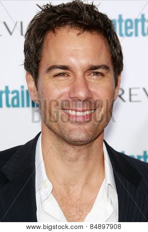 BEVERLY HILLS - SEP 20: Eric McCormack at the 6th Annual Entertainment Weekly Pre-EMMY party  on September 20, 2008 in Beverly Hills, California