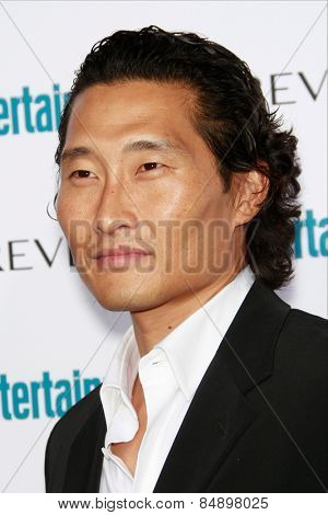 BEVERLY HILLS - SEP 20: Daniel Dae Kim at the 6th Annual Entertainment Weekly Pre-EMMY party  on September 20, 2008 in Beverly Hills, California
