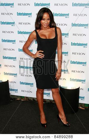 BEVERLY HILLS - SEP 20: Dania Ramirez at the 6th Annual Entertainment Weekly Pre-EMMY party  on September 20, 2008 in Beverly Hills, California
