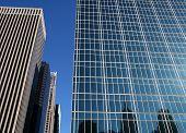 New York City Corporate Buildings t-shirt