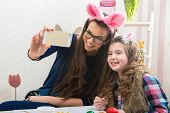 picture of bunny ears  - Easter  - JPG