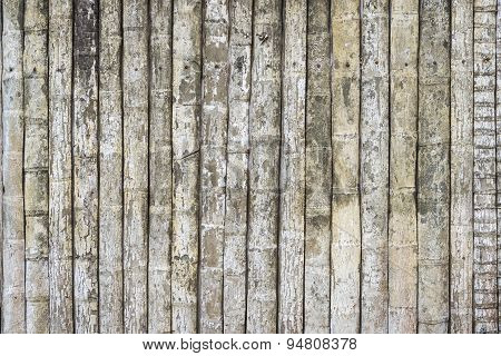 Wood Wall Texture From Old Barn