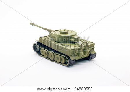 World war II tank toy