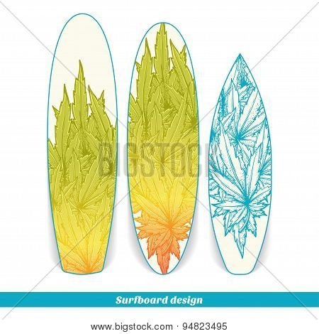 Surfboard Design Two