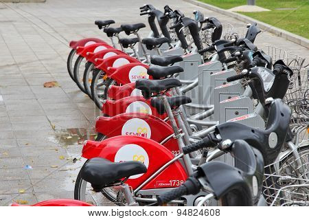 Seville Community Bikes