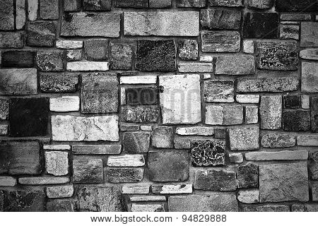 black-white background decorative wall