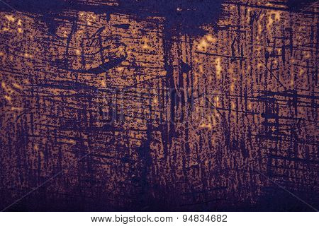 Old texture mettalicheskaya