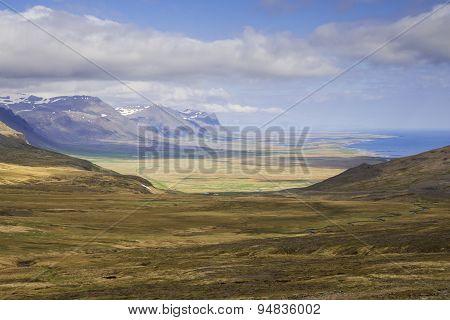 Snaefellsjokull Peninsula
