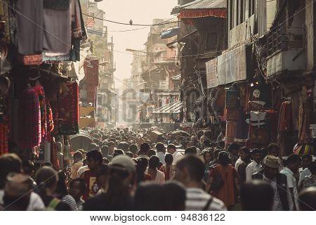 Asian Street Life