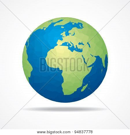save earth concept