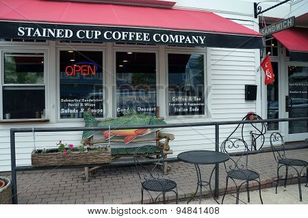 Stained Cup Coffee Company