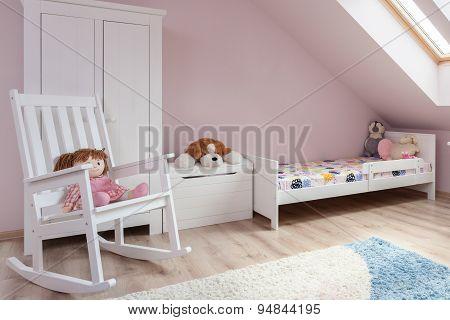Cute Room For Little Girl