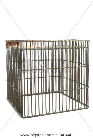 Geïsoleerde Cage