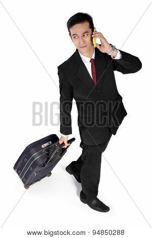 Business Trip, High Angle