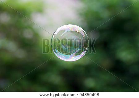 Soap ball