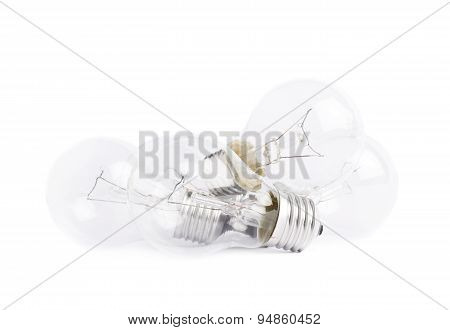 Multiple electric bulbs composition