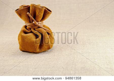 Bag Of Suede