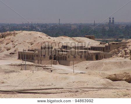 Archeologists House