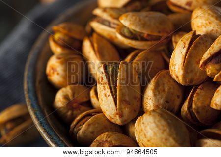Spicy Bbq Chipotle Pistachios