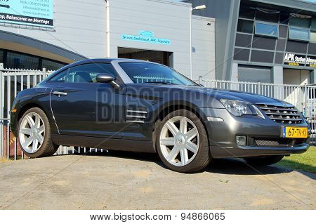 Chrysler Crossfire luxury sports car