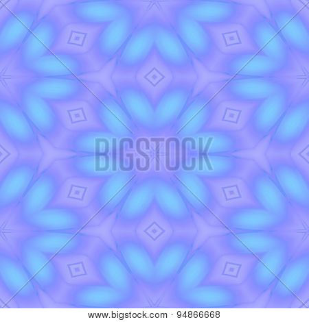 Abstract Soft Lilac Pink Texture With Flower Pattern Made Seamless