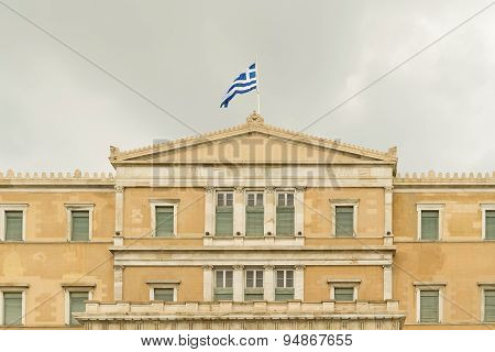 Parliament of Greece.