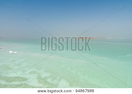 View Over The Dead Sea