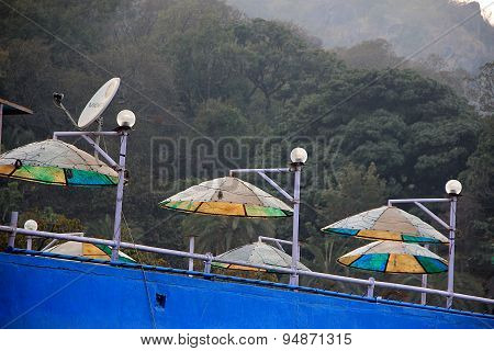 Decorative Umbrella Shades
