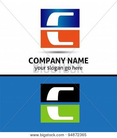 Letter C logo symbol